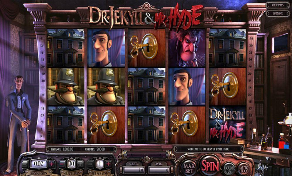 Halloween-themed slot games