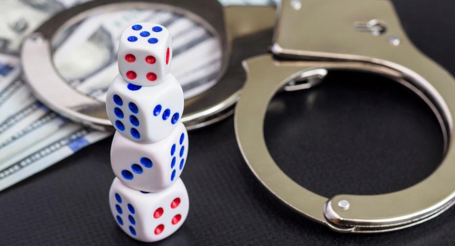 gambling age in vegas