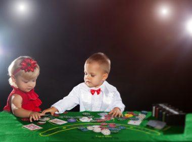 underage gambling Iowa