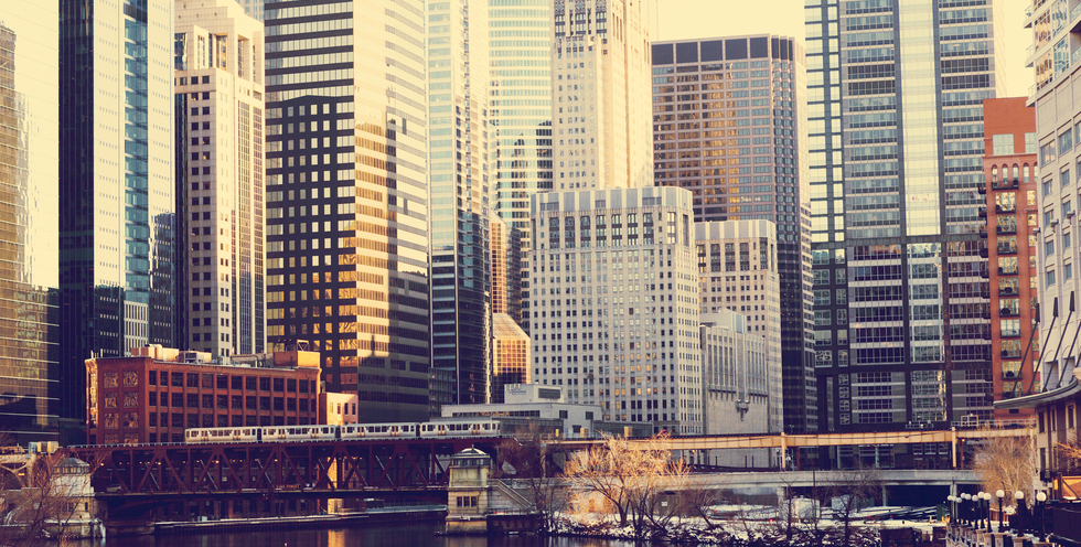 Chicago infrastructure