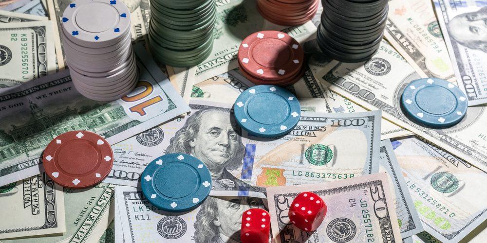 Nevada Gambling Revenues