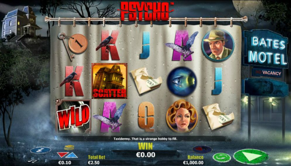 Halloween-themed slot games