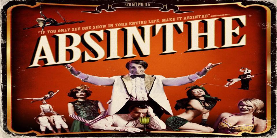 absinthe cirque