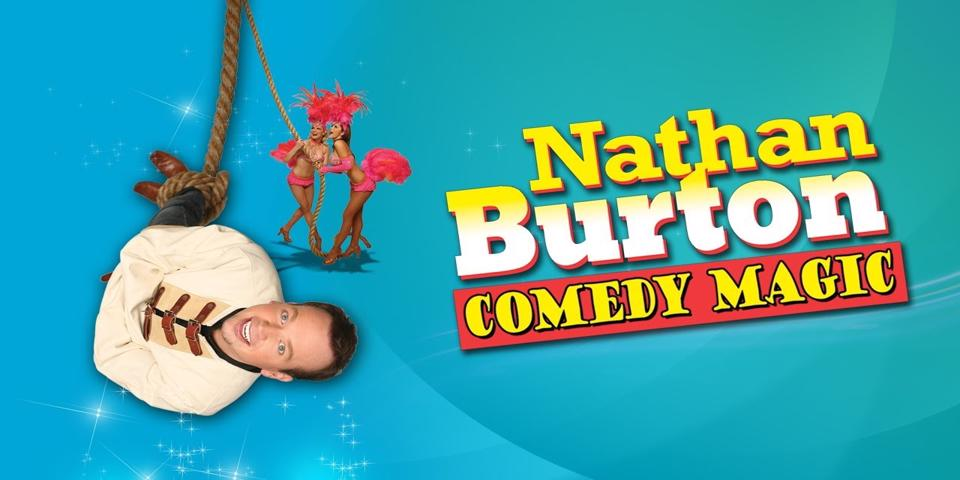 Nathan Burton's Comedy Magic