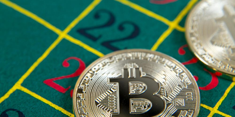 bitcoin betting in the casino