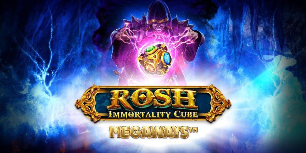 Rosh Immortality Cube Megaways